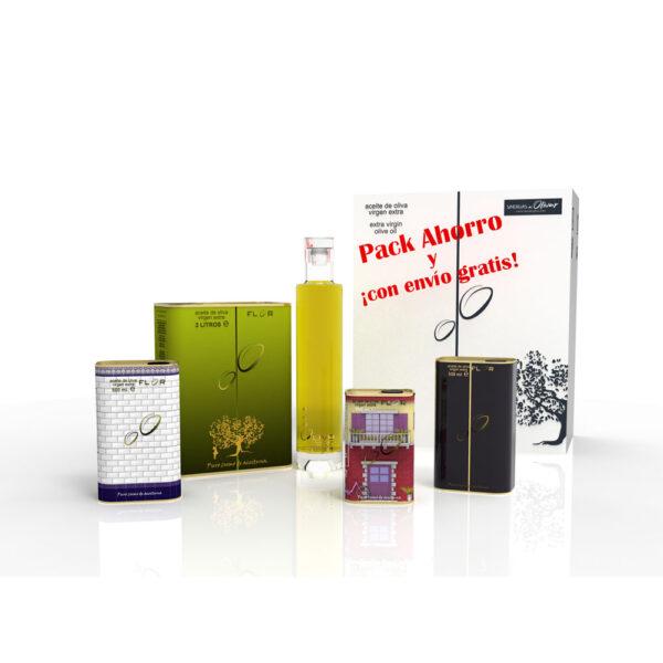 ack aceite de oliva Arbequina-Cornicabra