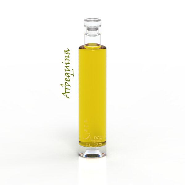 Botella AOVE arbequina 350ml
