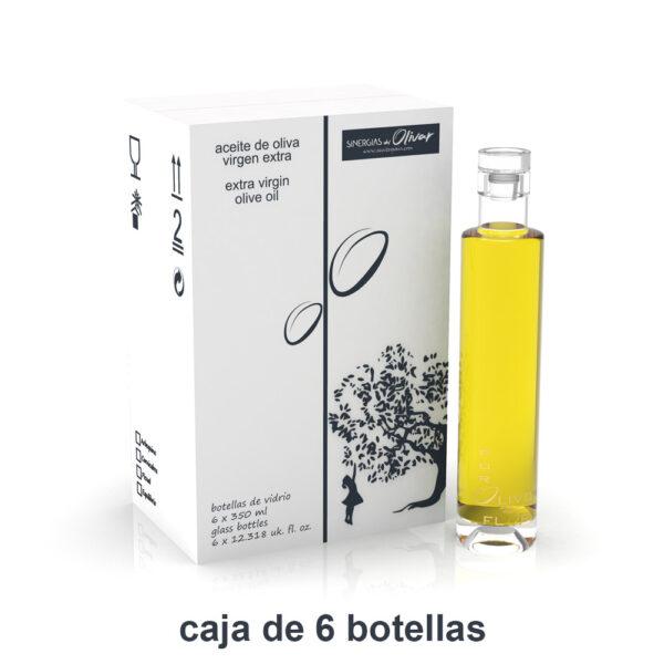 Caja de 6 botellas de AOVE EQUILIBRIO 350ml